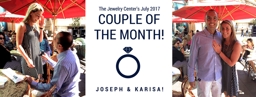 July 2017 Couple of the Month: Joseph and Karisa