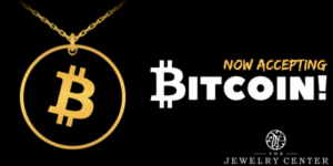 The Jewelry Center Now Accepts Bitcoin!