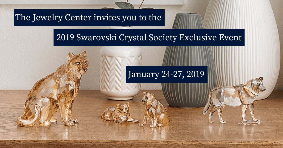 Swarovski Crystal Society Collection | 2019 Event