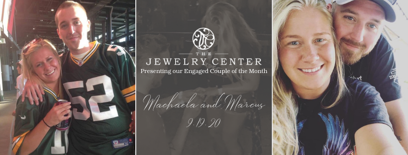 July 2019 Couple of the Month – Machaela and Marcus!
