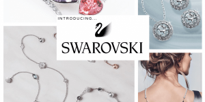 Now Available at The Jewelry Center… Swarovski!