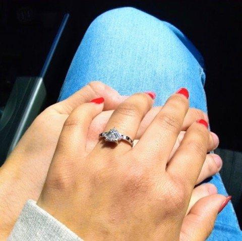 Catarina's Engagement Ring