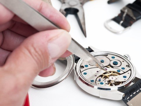Mail Order Watch Repair