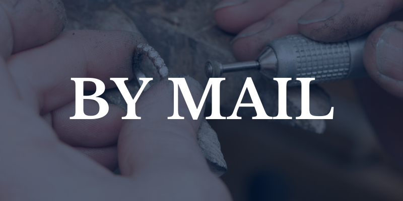 Jewelry Repair by Mail